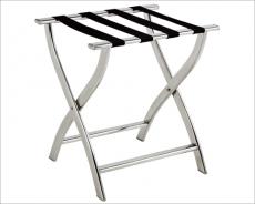 Stainless Steel Luggage Rack 02