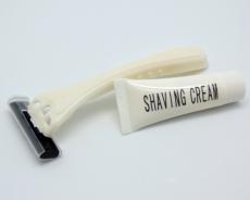 Biodegradable Shaver Set