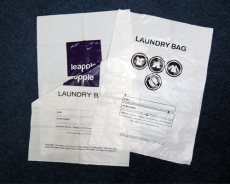 Plastic- Laundry Bag