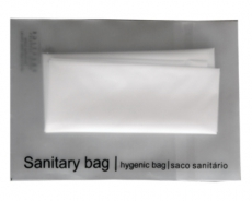 Sanitary Bag in PO bag