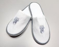 Fleece slipper