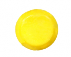 Yellow Rounded Soap
