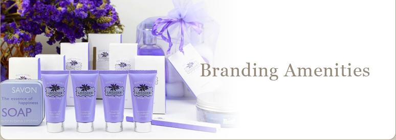 1. Branding Amenities